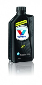 VALVOLINE MOTORCYCLE OIL 2T