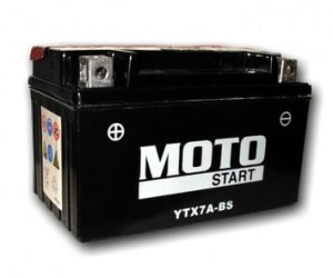 Akumulator Moto-Start YTX7A-BS