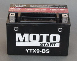 Akumulator Moto-Start YTX9-BS