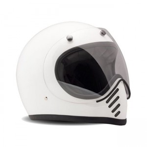 DMD Seventy five Visor Clear szyba do kasku cafe racer scrambler bobber