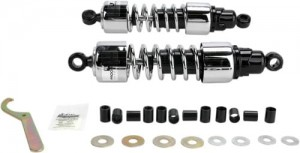 Amortyzatory tylne Progressive Suspension 412 wzmacniane 343mm do BMW, Honda
