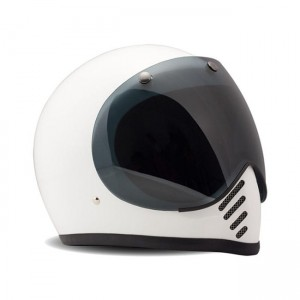 DMD Seventy five Visor Smoke szyba do kasku cafe racer scrambler bobber